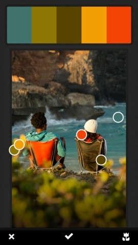 25560623 084343 Adobe Kuler app ให้เราสร้าง color palettes จากสิ่งรอบๆตัว