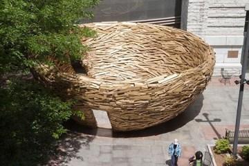 The Reading Nest..รังนกแห่งการเติบโต  ชุมชน และความรู้ 12 - Library