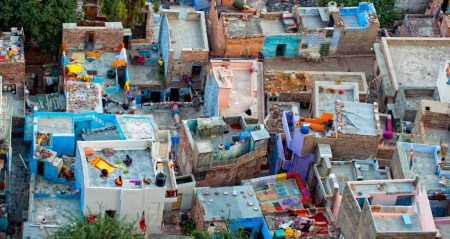 India Jodhpur 2806 2 450x239 Bule City เมืองสีฟ้ากลางทะเลทราย ในประเทศอินเดีย