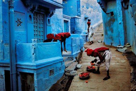 india 10234 450x301 Bule City เมืองสีฟ้ากลางทะเลทราย ในประเทศอินเดีย