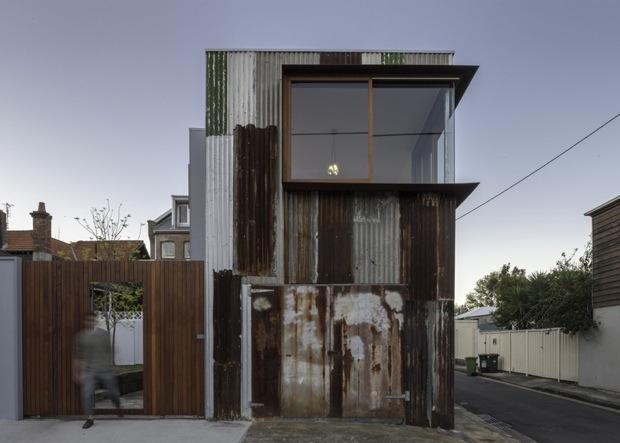 เก็บเพิงสังกะสีไว้เป็น Home Office และ Studio สุดเดิ้น..โดยสถาปนิก Raffaello Rosselli 29 - Office