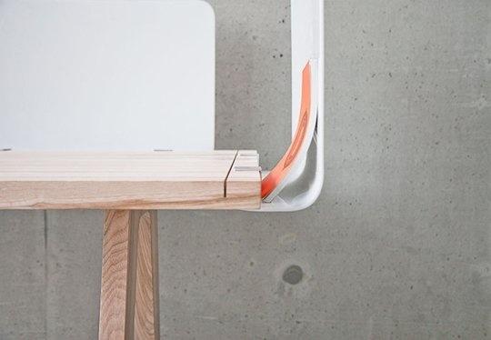 25560704 093528 WorkNest..ชุดโต๊ะทำงาน ที่ปรับเปลี่ยนได้ตามความต้องการใช้สอยและความรู้สึก