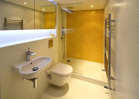 25560714 103728 ผนังและบันได เป็นชั้นวางของ ห้องน้ำเป็นผนังกั้นห้องและมีห้องนอนข้างบน..เพิ่มพื้นที่ และใช้ประโยชน์ได้คุ้มจริงๆ