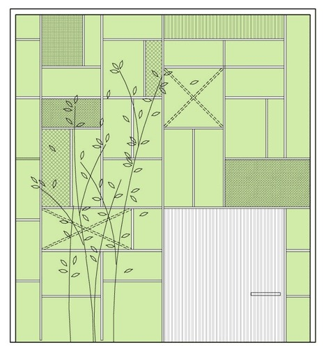 25560714 195923 The Nest by  a21studio..ด้วยสีเขียวของต้นไม้และการใช้พื้นที่ที่ดี..บ้านก็น่าอยู่ และดูดีได้ โดยไม่แพง