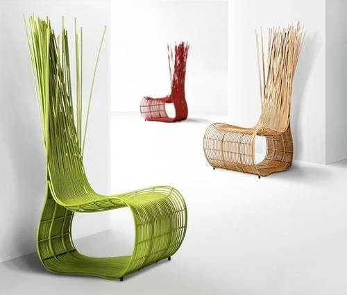 25560720 212031 ชุดเก้าอี้แนวๆ อิงแนวคิดธรรมชาติ จากYODA ออกแบบโดย Kenneth Cobonpue