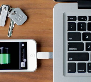 Kii ,empowering your keychain 19 - charger