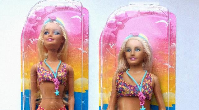 Barbie Gets Real เปลี่ยนบาร์บี้ให้มีสัดส่วนเหมือนมนุษย์อย่างเราๆ 13 - 3D