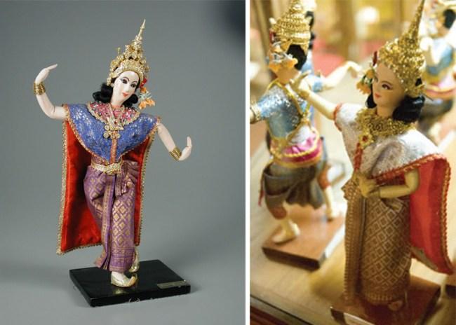 Bangkok Dolls Factory & Museum พิพิธภัณฑ์บ้านตุ๊กตา 5 - Bangkok Dolls