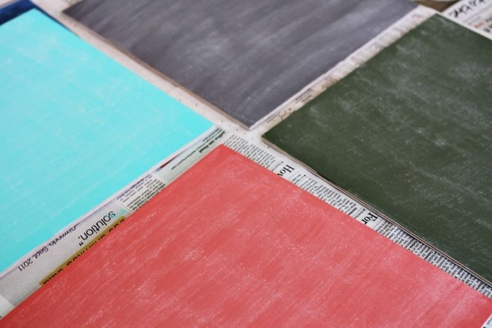 25560803 193544 DIY สีทำกระดานดำ