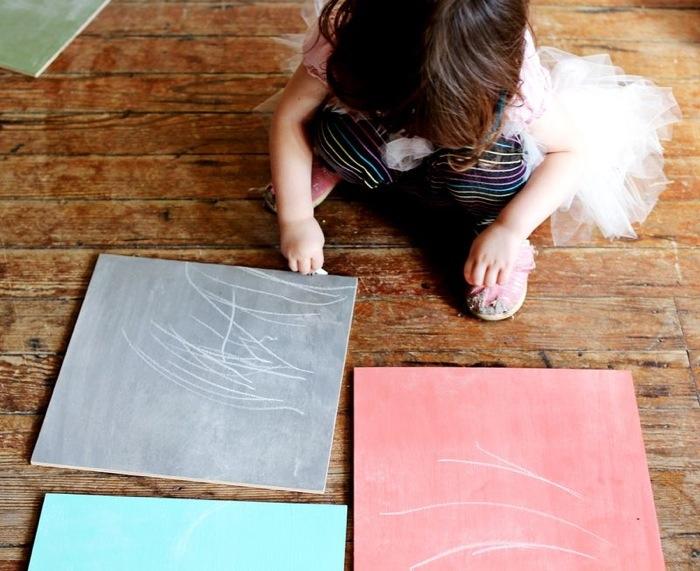 25560803 193730 DIY สีทำกระดานดำ