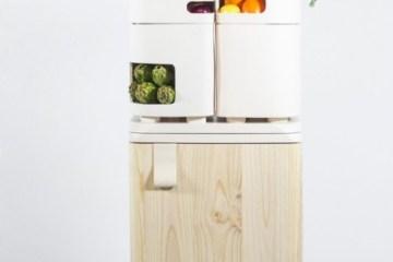 OLTU ตู้เย็นที่ยืดอายุผักผลไม้ให้สดใหม่ ด้วยความร้อนที่ไม่ได้ใช้ประโยชน์อะไร 7 -