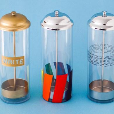 DIY.Pop-Up Pencil Holders ที่ใส่ดินสอแสนน่ารัก 3 แบบ 43 - DIY