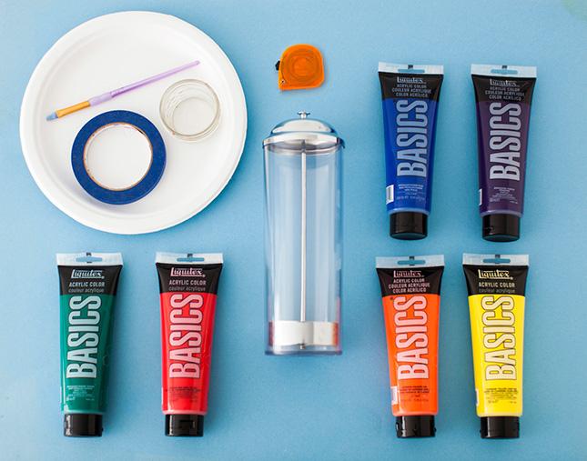 rainbow materials DIY.Pop Up Pencil Holders ที่ใส่ดินสอแสนน่ารัก 3 แบบ