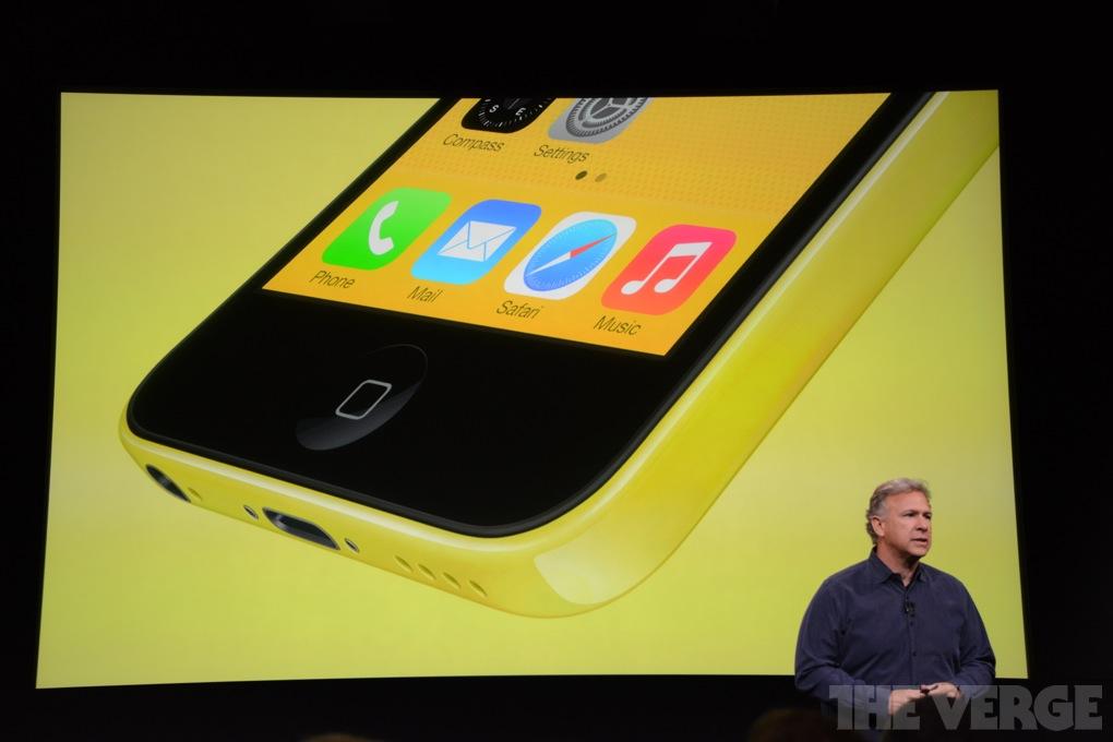 LB 8027 เปิดตัวรุ่นเล็ก iPhone 5c อย่างเป็นทางการ