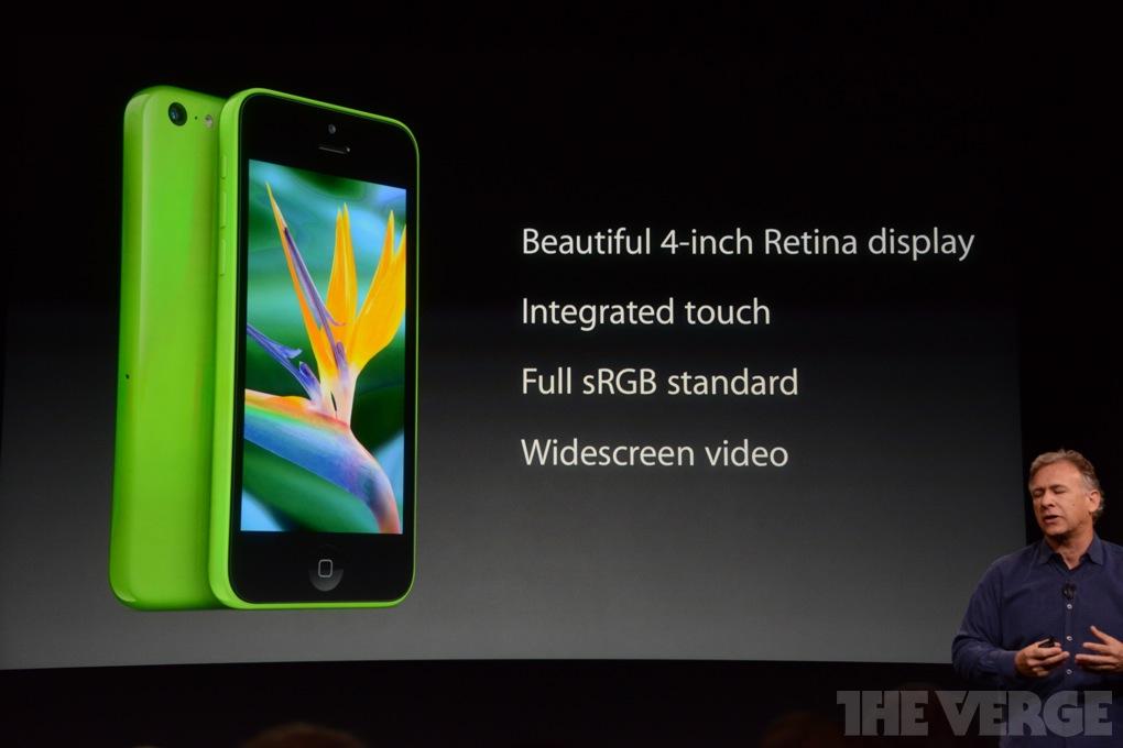 LB 8053 เปิดตัวรุ่นเล็ก iPhone 5c อย่างเป็นทางการ