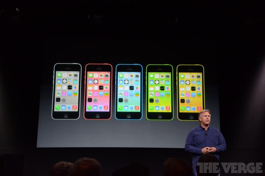 LB 8081 เปิดตัวรุ่นเล็ก iPhone 5c อย่างเป็นทางการ