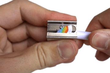 Rainbow Pencils เหลาจนเพลิน