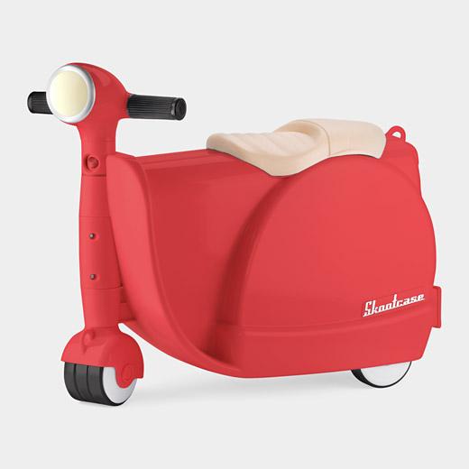 Skootcase สำหรับเด็ก เล่นได้ เก็บของได้ :) 13 - bag
