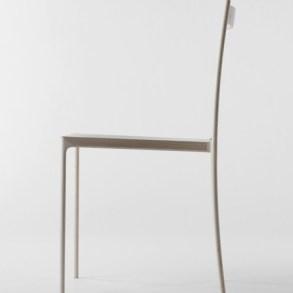 เก้าอี้ไม้บางเฉียบสอดไส้เหล็กเส้น.. Cord-Chair by Nendo 15 - Nendo