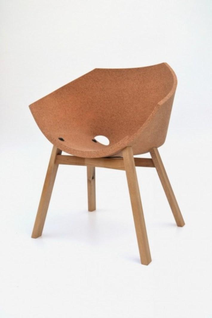 corkigami by carlosortegadesign 4 1 The Corkigami Chair