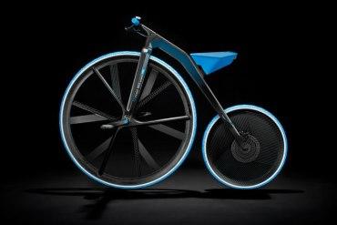 Velocipedes,จักรยานยุค 1865 กับวัสดุไฮเทค 18 - retro