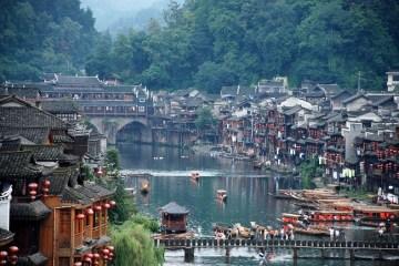 Fenghuang Ancient Town เมืองโบราณเฟิ่งหวง  20 - Fenghuang