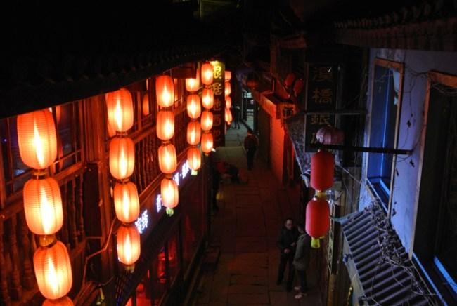 fenghuang ancient town 9 650x436 Fenghuang Ancient Town เมืองโบราณเฟิ่งหวง