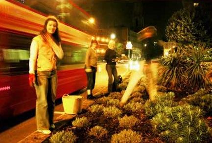 guerrilla gardening Guerrilla Gardener กองโจรสีเขียว