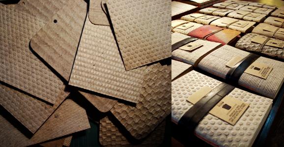 "re leaf3 ""กระดาษใยกล้วย"" ผลิตภัณฑ์จากภูมิปัญญาท้องถิ่น โดย Re Leaf Studio"