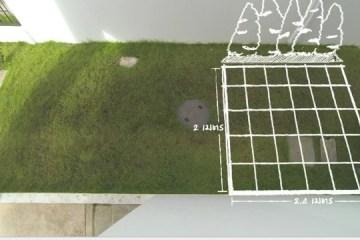 DIY เปลี่ยนมุมเปล่าเป็นมุมโปรด ตอน แต่งสวนข้างบ้านด้วยกระเบื้องปูพื้นตราช้าง 16 - DIY