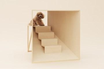 นักออกแบบชื่อดัง สร้างเทมเพลท สถาปัตย์สำหรับน้องหมา ให้ดาวน์โหลดกัน 9 - Kenya Hara
