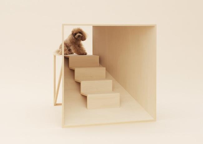 นักออกแบบชื่อดัง สร้างเทมเพลท สถาปัตย์สำหรับน้องหมา ให้ดาวน์โหลดกัน 28 - หมา