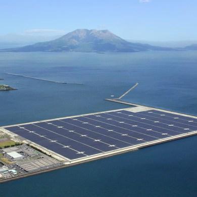 Kyocera floats mega solar power plant in Japan 19 - Energy storage