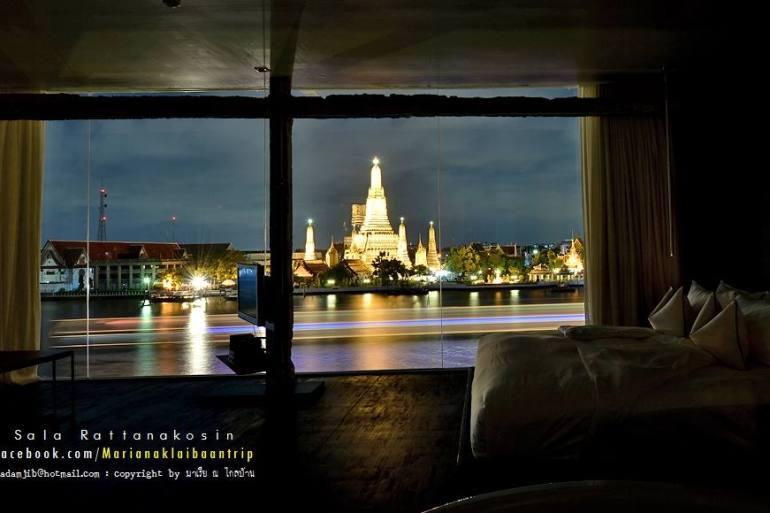 ศาลารัตนโกสินทร์ Sala Rattanakosin Bangkok 24 - ร้านอาหาร