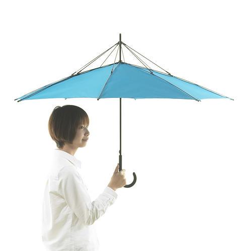 3023487 slide s umbrella 02 Clever Umbrella : UnBrella
