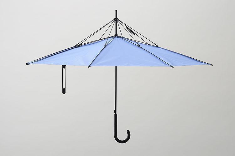 3023487 slide s umbrella 04 Clever Umbrella : UnBrella