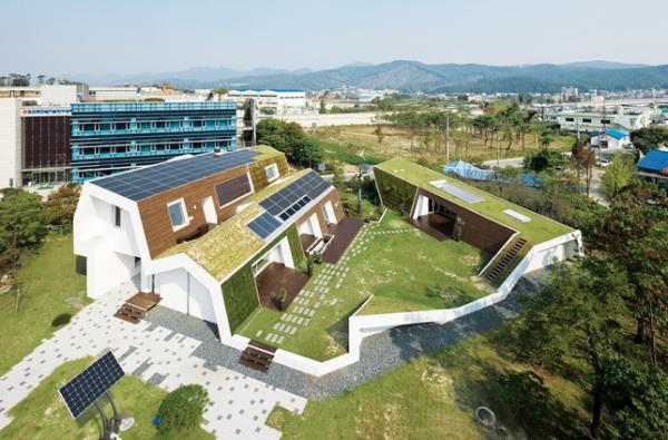 E+ Green Home เทคโนโลยีสีเขียวในการสร้างบ้านประหยัดพลังงาน 13 - E+ Green Home