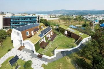 E+ Green Home เทคโนโลยีสีเขียวในการสร้างบ้านประหยัดพลังงาน