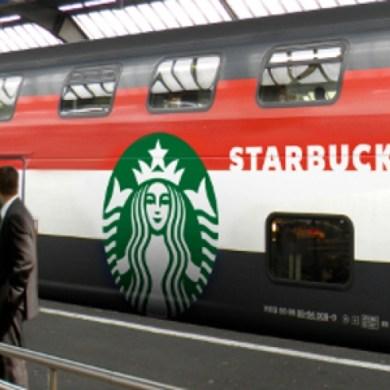 "The railway experience with starbucks on a train ""ขบวนรถไฟ สตาร์บัคส์"" 14 - Starbucks (สตาร์บัคส์)"