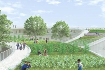 Farming Kindergarten..โรงเรียนแนวยั่งยืน ให้เด็กๆวิ่งเล่นและเรียนรู้รอบๆสวนผัก 25 - Sustainable design