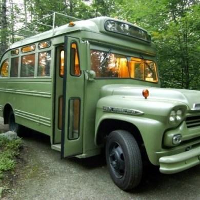 เปลี่ยนรถบัสเก่าให้เป็นห้องพักสไตล์ฟังก์กี้, ฮิปปี้, โมร็อกโค 16 - renovate old car