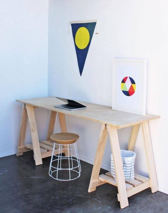 โต๊ะเรียบง่าย แต่ดูดี ใครๆก็ทำได้ 13 -
