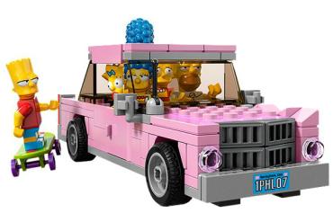 The Simpsons LEGO Set  20 - Lego