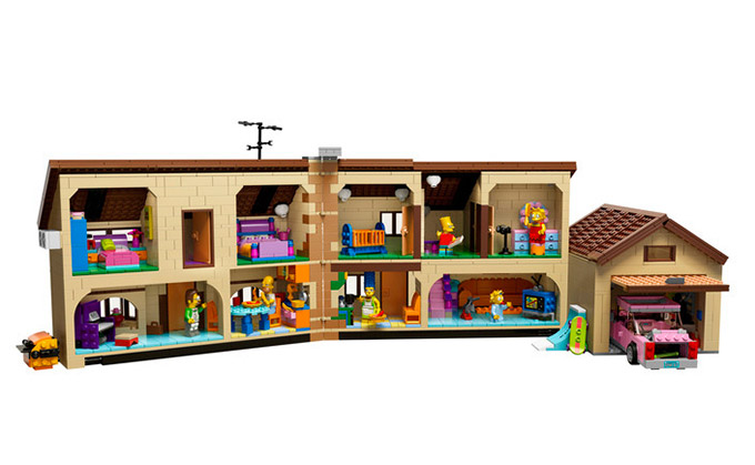 The Simpsons LEGO Set Is Official 6 The Simpsons LEGO Set