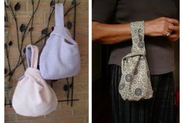 DIY. Japanese knot bag 14 - DIY