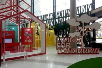 SCG Living for tomorrow... นิทรรศการบ้านแนวคิดใหม่เพื่อวันพรุ่งนี้
