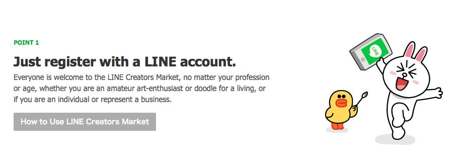Screen Shot 2014 02 26 at 9.48.20 PM LINE sticker ที่ทำเองได้และขายเองได้ด้วย