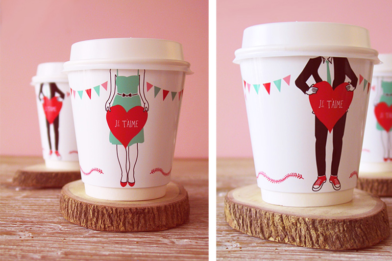 ere DIY:  ถ้วยชา   กาแฟ ของขวัญสำหรับคนสำคัญในวันวาไลน์ไทน์