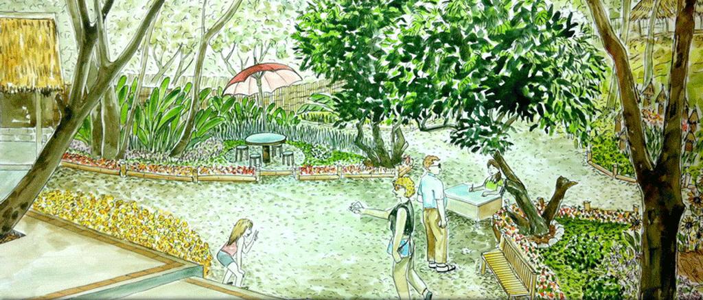 slide4 ท่องเที่ยวเชิงอนุรักษ์ที่ Elephant Poopoopaper Park อ.แม่ริม จ.เชียงใหม่