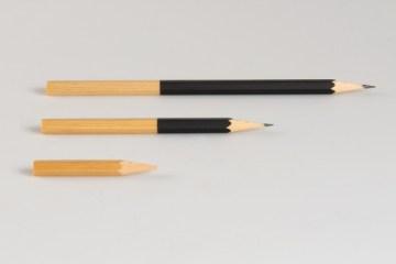 Easy Pencil...ดินสอที่ใช้ไส้ดินสอหมด ไม่มีเหลือ 12 - eco-design